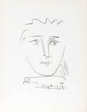 L'Age de Soleil (Pour Roby) Samletrykk av Pablo Picasso