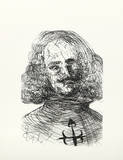 Velazquez Collectable Print by Salvador Dalí