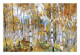 Fall Magic Premium Giclee Print by Jeffrey Bradshaw