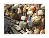 Buoys Spanishwells Giclee Print by John Gynell