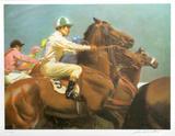 At The Start Limitierte Auflage von Frank Wootton