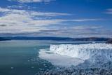 Eqip Glacier Along Disko Bay in Greenland Photographic Print