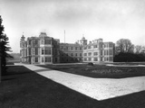 Audley End House and Gardens, Saffron Waldon, Essex Photographic Print by H. Bedford Lemere