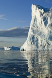 Icebergs in Disko Bay Photographic Print