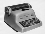Ibm Electric Typewriter Photographic Print