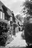 Anne Hathaway's Cottage, Shottery, Stratford Upon Avon, Warwickshire Photographic Print by Eric De Mere