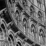 St Pancras Hotel, Euston Road, London Photographic Print by John Gay