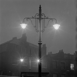 Street Lamps, London Photographic Print by John Gay