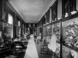 Audley End House, Essex, Interior View, the Picture Gallery Photographic Print by H. Bedford Lemere