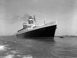 1950s SS United States Passenger Steamship Ocean Liner Photographic Print