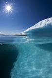 Iceberg in Disko Bay Impressão fotográfica