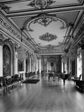 Witley Court, Worcestershire, Interior View C.1920, the Music Room Photographic Print by H. Bedford Lemere
