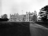 Audley End House and Gardens, Saffron Walden, Essex Photographic Print by H. Bedford Lemere
