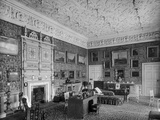 Audley End House, Essex, Interior View, the Drawing Room Photographic Print by H. Bedford Lemere