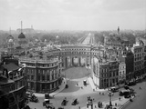 Admiralty Arch, the Mall, Westminster, London Photographic Print by H. Bedford Lemere