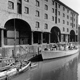 Albert Dock, Liverpool, Merseyside Photographic Print by Eric De Mere