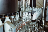Bottling Milk at a Plant Photographic Print
