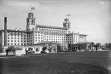 Exterior View of Breakers Hotel Photographic Print