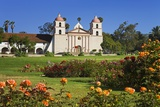 Old Mission Santa Barbara Photographic Print