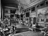 Apsley House, London, Interior View, the Piccadilly Drawing Room Photographic Print