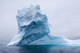 Iceberg in Disko Bay in Greenland Photographic Print