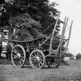 Keswick, Norfolk, a Traditional Farm Wagon on Display at the Royal Norfolk Show Photographic Print by Hallam Ashley