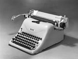 Lexilson Standard Typewriter Photographic Print