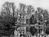 Mongewell, Crowmarsh, Oxfordshire Photographic Print by Henry Taunt