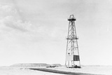 Arabian Oil Field Photographic Print