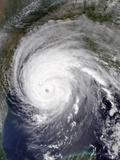 Hurricane Rita Photographic Print