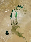 Aral Sea Photographic Print
