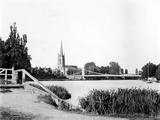 Marlow, Wycombe, Buckinghamshire Photographic Print by Henry Taunt