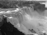 1960s American Falls Portion of Niagara Falls New York Usa Photographic Print