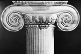 Column Capital from Temple of Artemis at Ephesus Photographic Print