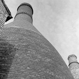 Pottery Kiln in Stoke-On-Trent, Staffordshire Photographic Print by Eric De Mere