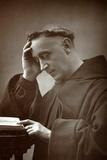 Father Ignatius (Joseph Leycester Lyne), Anglican Benedictine Preacher Photographic Print