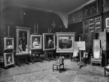 Leighton House, 12 Holland Park Road, London, Interior View Photographic Print by H. Bedford Lemere