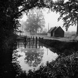 Arborfield, Berkshire Photographic Print by John Gay