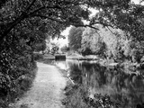 Sonning Lock, Sonning, Berkshire Photographic Print by Henry Taunt