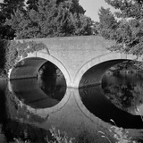 Godstow Bridge, Oxfordshire, General View of the Godstow Bridge in Oxford Photographic Print by Eric De Mere