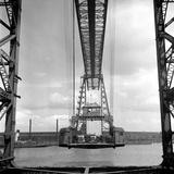 Transporter Bridge, Middlesbrough, Cleveland Photographic Print by Eric De Mere