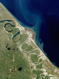 Horton River Delta, Arctic Canada Photographic Print