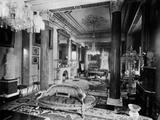 Osborne House, Whippingham, East Cowes, Isle of Wight, Interior View of the Drawing Room Photographic Print by H. Bedford Lemere