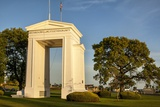 Peace Arch State Park, Blaine, Washington Photographic Print