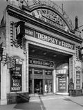 Finsbury Park Cinema, London Photographic Print by H. Bedford Lemere