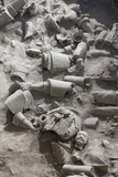 Remains of Terracotta Soldiers Photographic Print