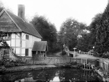 Swan Inn, Newtown, Hampshire Photographic Print by Henry Taunt
