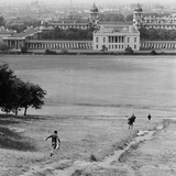 Old Royal Naval College, Greenwich, London Photographic Print by John Gay