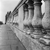 Maidenhead Bridge, Maidenhead, Berkshire, a View of the Balustrade on the Bridge Photographic Print by Eric De Mere