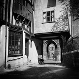 Tombland Alley, Norwich, Norfolk Photographic Print by Hallam Ashley